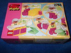 LEGO DUPLO PUPPENHAUS MÖBEL Großes BÜGELBRETT Nr. 2783 NEU NEUWARE OVP Von  1995