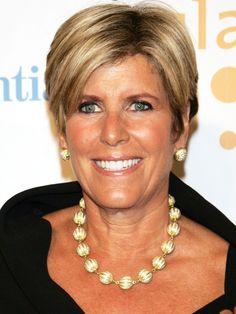 Suze Orman - Learning to be Financially Self Supporting