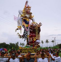 I want to experience Nyepi in Bali.