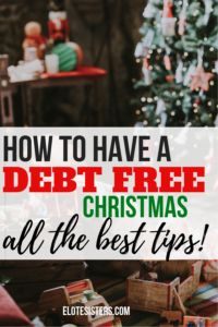 Learn how to have a debt free Christmas and get all my best tips to save money on Christmas present and more. Spend less on Christmas on a budget! Holiday Money, Christmas On A Budget, Christmas Gift Guide, Christmas Presents, Christmas Ideas, Christmas Journal, Ways To Save Money, Money Saving Tips, Santa's Nice List