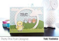 Miss You by Handmade by Yuki | Birdie Friends by Pretty Pink Posh