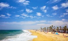 REAL BEACH LIVING: Local Notes: O.C. Beaches Marked A+