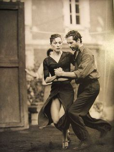 "santango: "" The world needs tango! """