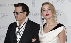 #JohnnyDepp and #AmberHeard are facing relationship troubles, as rumors of a #loveaffair endanger their already troubled marriage.