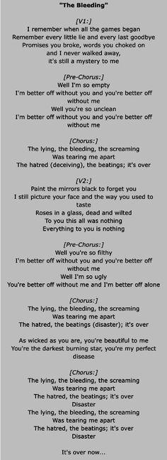Five Finger Death Punch ~ The Bleeding