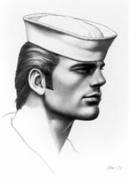 Art from Tom of Finland