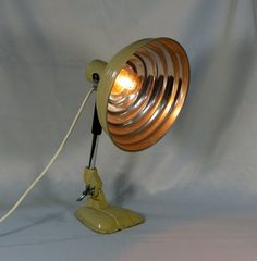 Fifties desk lamp by Pifco by DutchAntiques on Etsy