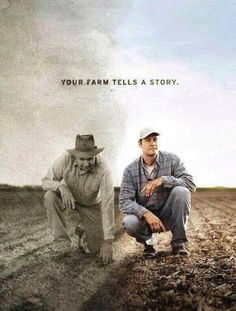 your farm tells a story
