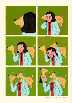 The Weird Comics of Joan Cornellà | youandsaturation