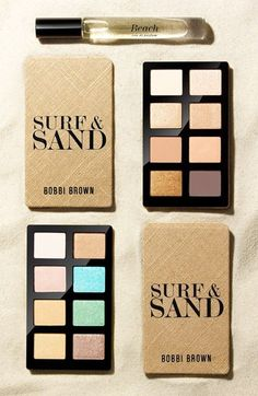 Pretty palettes by Bobbi Brown