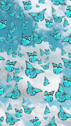 Hype Wallpaper, Future Wallpaper, Iphone Wallpaper Tumblr Aesthetic, Aesthetic Pastel Wallpaper, Aesthetic Wallpapers, Wallpaper Art, Butterfly Wallpaper Iphone, Funny Iphone Wallpaper, Iphone Background Wallpaper