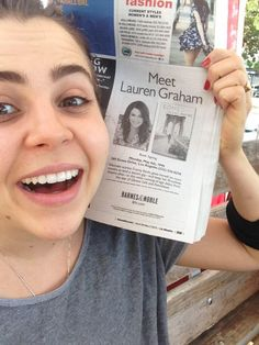 Mae Whitman and Lauren Graham