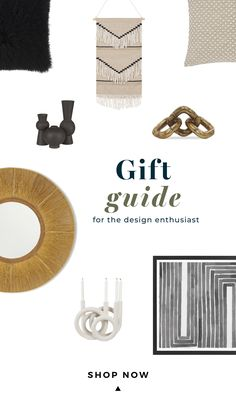 From trending colours to the latest sculptural designs, find the perfect holiday gifts for interior design enthusiasts with our latest textiles, vases, wall art and more. #giftguide2020 #designenthusiast #designguide #cozydesigns #holidaydecor