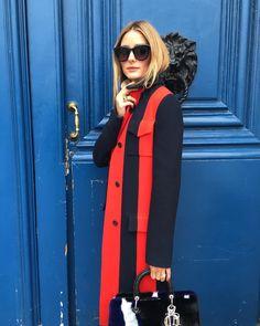 """86.5 mil Me gusta, 985 comentarios - Olivia Palermo (@oliviapalermo) en Instagram: """"It's Paris, baby. """""""