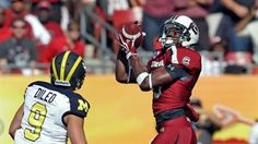 South Carolina Wins Thriller In Outback Bowl