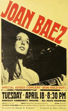 Joan Baez- Poster♫♫♥♥♫☺4♥♥♫♥JML