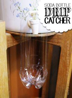 Soda Bottle Drip Catcher 2