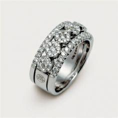 Cellini Diamond Ring