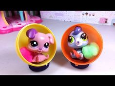 Easy Custom DIY LPS Doll Accessories: How to Make a Tiny Chair ♦ Dollhouse Furniture - YouTube