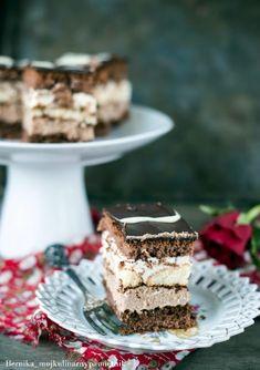 Bernika - mój kulinarny pamiętnik: Ciasto kukułka
