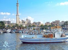Tripoli Harbour    المينا طرابلس The history of Al Mina port goes back way before the medieval times; however, few traces of this history remain. The port is today a promenade for natives and tourists alike, to rest after a long day of walking around the old city and enjoy local dishes desserts.