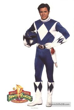 Blue Ranger Fan Club Photo