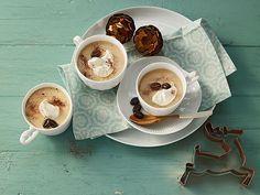 Cappuccino-Mousse mit Mascarpone - unglaublich lecker
