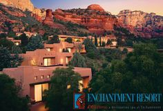 Enter to win a trip to the Enchantment Resort in Sedona