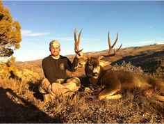 Trophy mule deer hunting in Utah on private ranches with GUARANTEED TAGS.  Most of the ranches are in the CWMU program AKA Cooperative Wildlife Management Unit. As a result, you are able to obtain your tags directly from the outfitter without the hassle and worry of whether you will draw out or not.  The ranches that are not enrolled CWMU program are in general season tag units. Get more information » Call an expert at (208) 867-6675