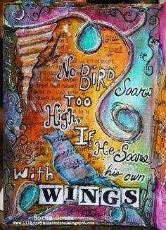 Little Honey Bee Studios: Art Journals