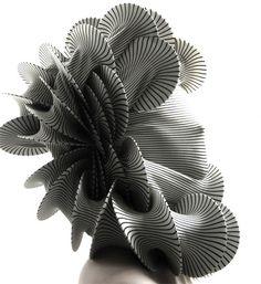 Rowan Mersh, textile based sculptor