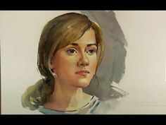 Oil Painting Portrait techniques by Igor Sakharov Master - YouTube