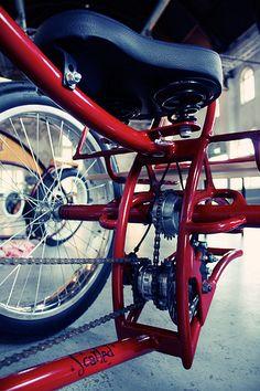 Trike detail IMG_2251 | Flickr - Photo Sharing!