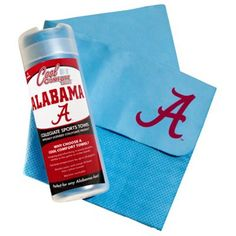 Alabama Crimson Tide Cool Comfort PVA Towel