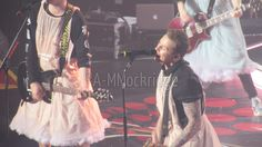 Danny Jones - McBUSTED - Manchester Arena- March 2015 (c) Anne-Marie Mockridge