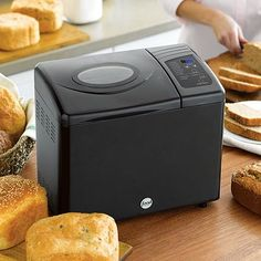 Food Network Programmable Breadmaker. Mine is on its last legs and this will be the model to replace it when I finally kill mine!