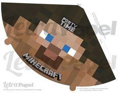 Free Pdf Download Minecraft Masks Of Herobrine Steve Duck
