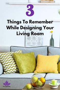 There Are A Lot Of Things To Consider When Designing Your Living Room,  Especially For An Indian Home. The Best Place To Start Is To Determine What You  Plan ...