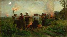 Résultats de recherche d'images pour «feux de joie fête nationale»