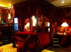 Sempill Suite - The Witchery by the Castle, Edinburgh