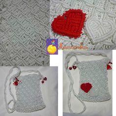 #Macrame #Bolso #Bag