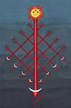 Nine of Wands ~ Bifrost
