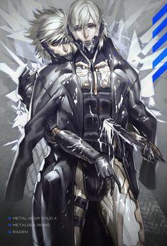 MGRR, MGS4 Raiden