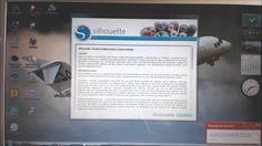 Silhouette Studio Programm installieren