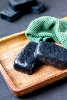 Homemade Activated Charcoal Soap | Most-Liked Homemade Soap Recipes For Frugal Homesteaders