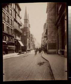 Rue St. Denis (1er) Eglise St. Leu St. Gilles au No. 92 - 1903