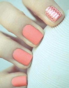 -short nails -real nails - nail polish - sexy nails - pretty nails - painted nails - nail ideas - mani pedi - French manicure - sparkle nails -diy nails by Kendra. Love Nails, How To Do Nails, Fun Nails, Pretty Nails, Sexy Nails, Gorgeous Nails, Amazing Nails, Short Nail Designs, Nail Art Designs