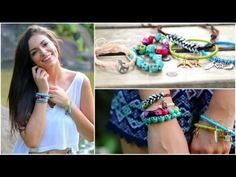 Quick & Cute DIY Stackable Bracelets!
