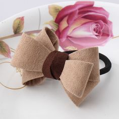 Bow Hairtie     Tag a friend who would love this!     FREE Shipping Worldwide     Buy one here---> https://www.accessory.sg/mism-hair-accessories-1-pc-women-flower-bow-elastic-hair-band-rope-scrunchie-ponytail-holder-plaid-big-bowknot-tie-hair-accessoy/    #dresses