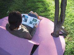 picnic sofà, il divano colorato che puoi posizionare anche nel giardino di casa.